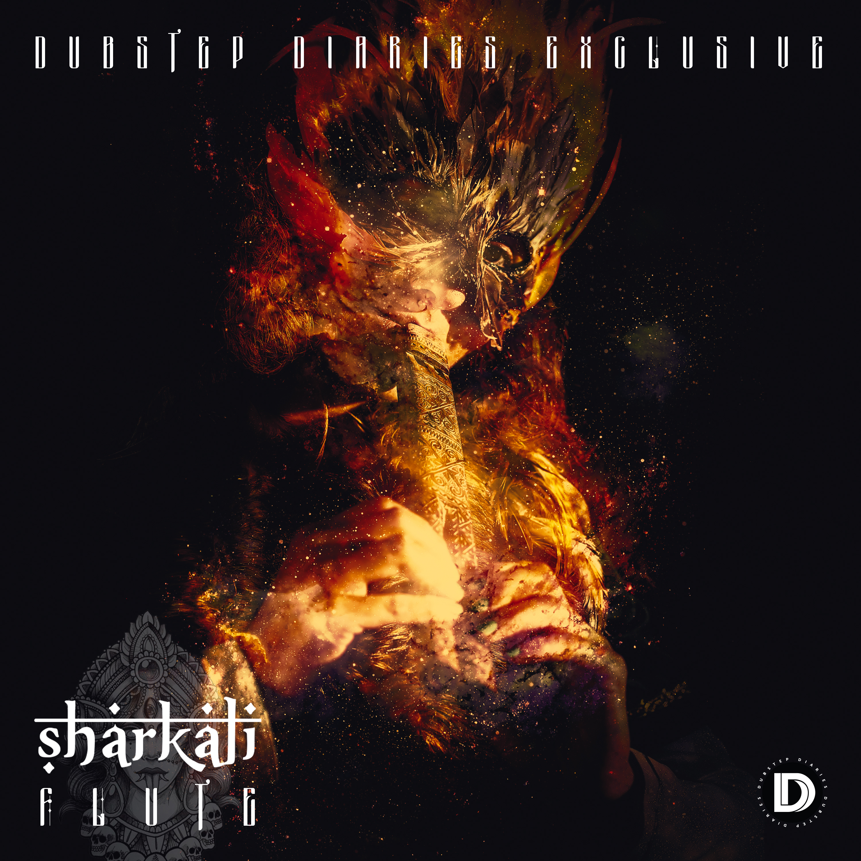 Sharkali - Flute [Dubstep Diaries Exclusive] Image