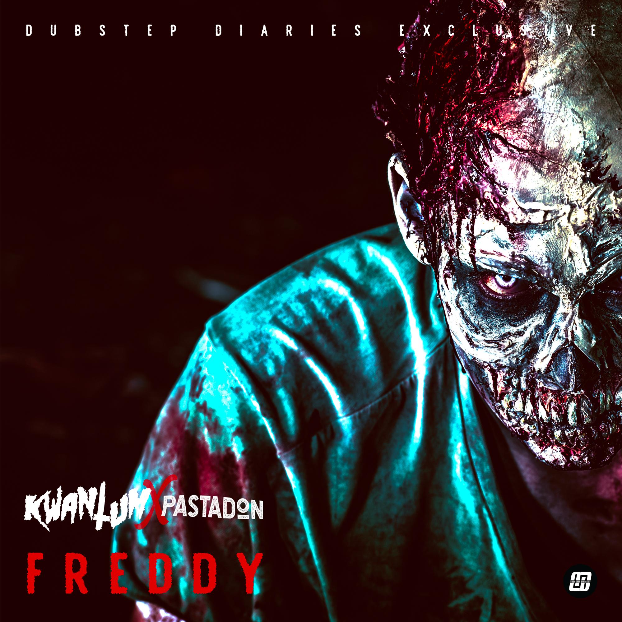 Kwantum X Pastadon - Freddy Image