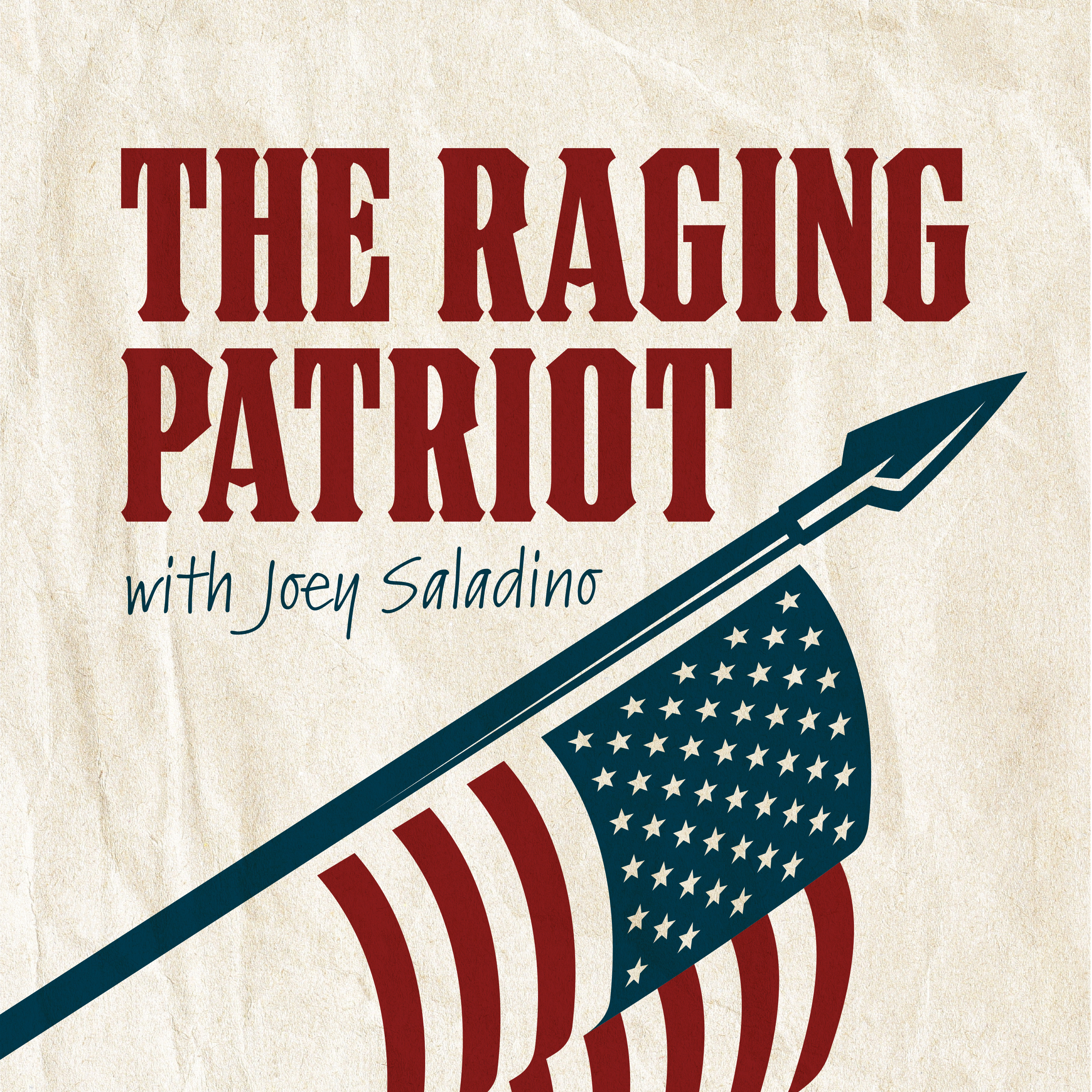 The Raging Patriot Podcast Image