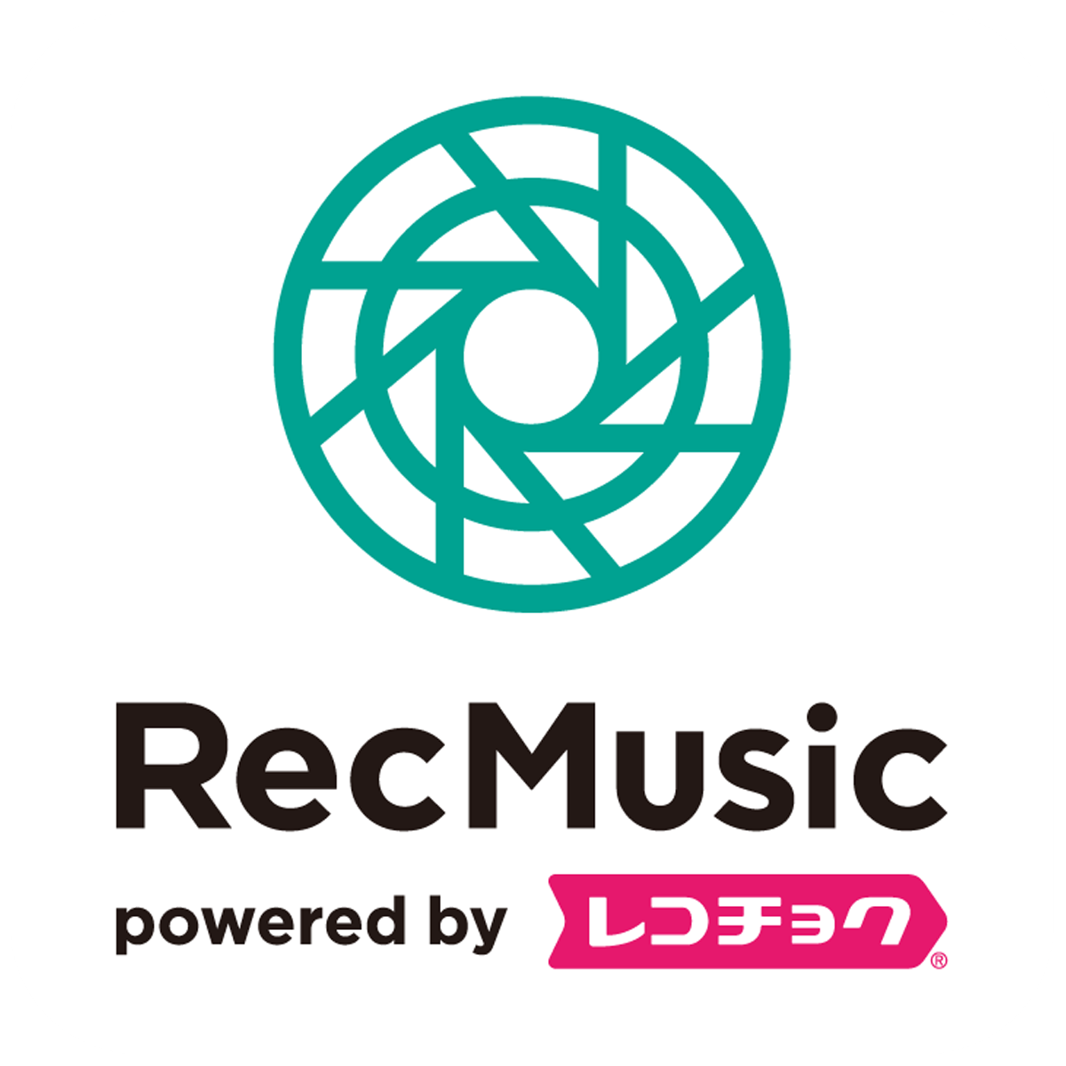 RecMusic Logo