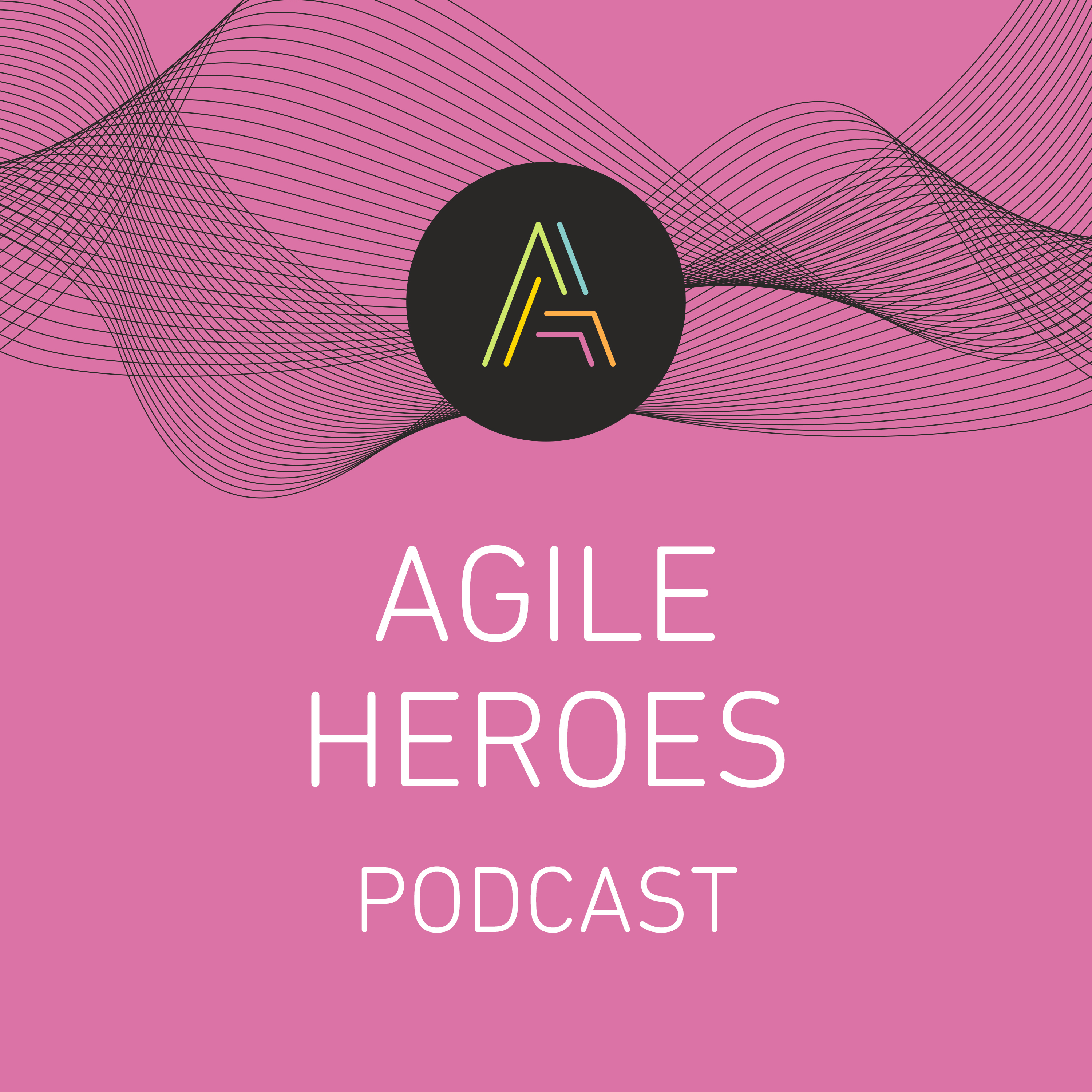 Agile Heroes Podcast Image