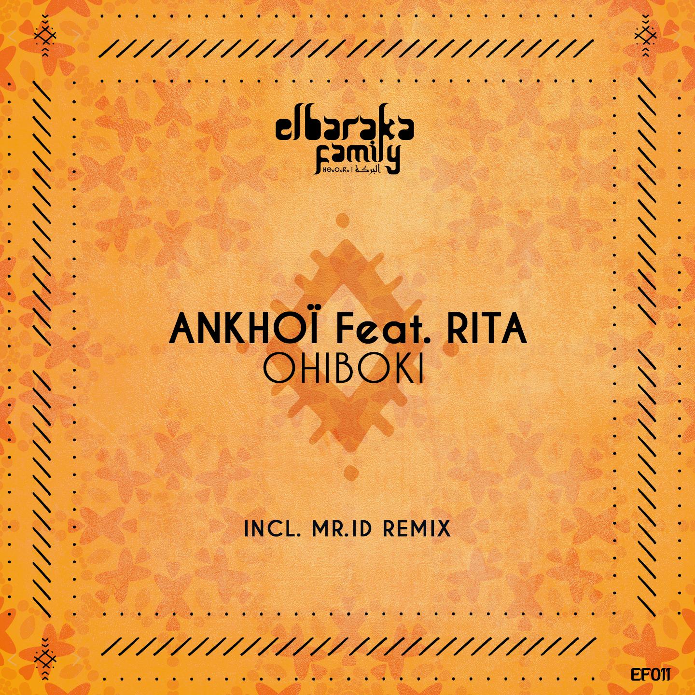 Ohiboki (Incl. Mr. ID Remix) Image