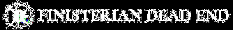 Finisterian Dead End Logo
