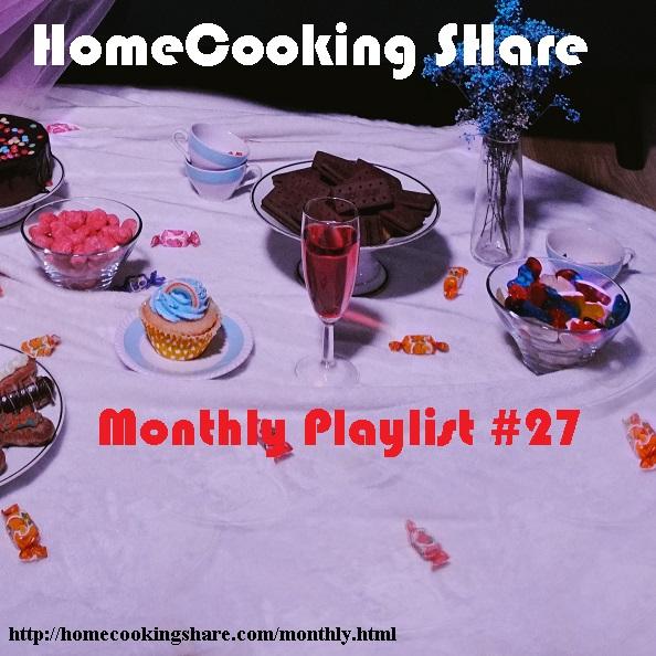 HomeCooking Share Monthly Playlist #27 - November 2020 Image