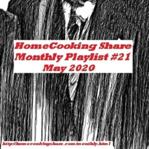 HomeCooking Share Monthly Playlist#21 : May 20 Image