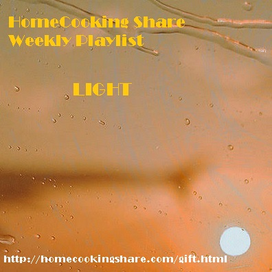 HomeCooking Share Weekly Playlist : 18/06 - LIGHT Image