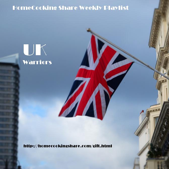 HomeCooking Share Weekly Playlist : UK Image