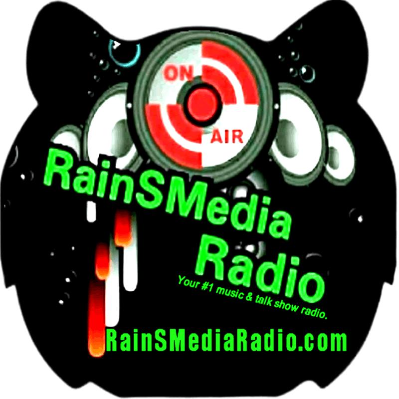 RainSMediaRadio Logo