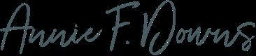AnnieFDowns.com Logo