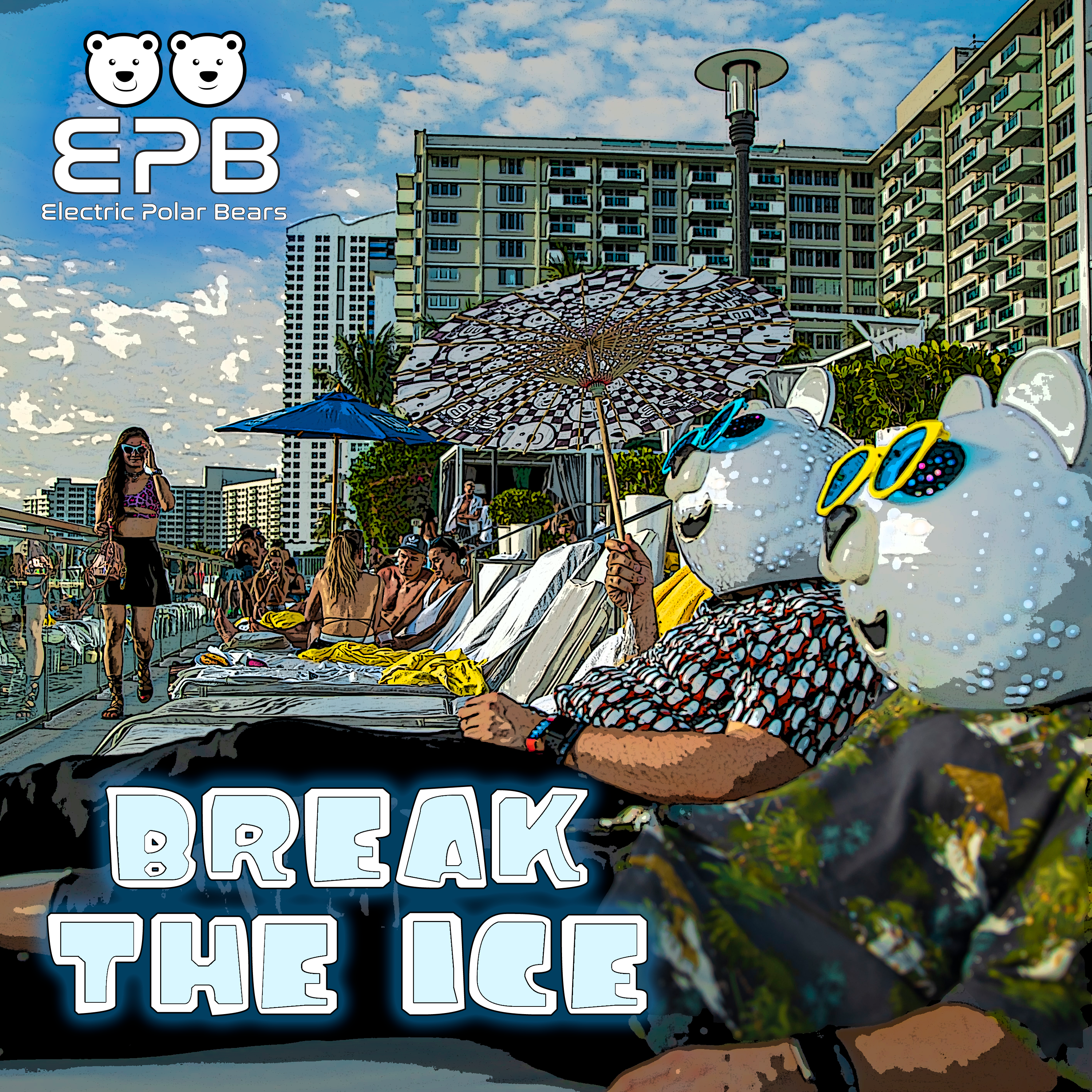 Break The Ice by Electric Polar Bears Image