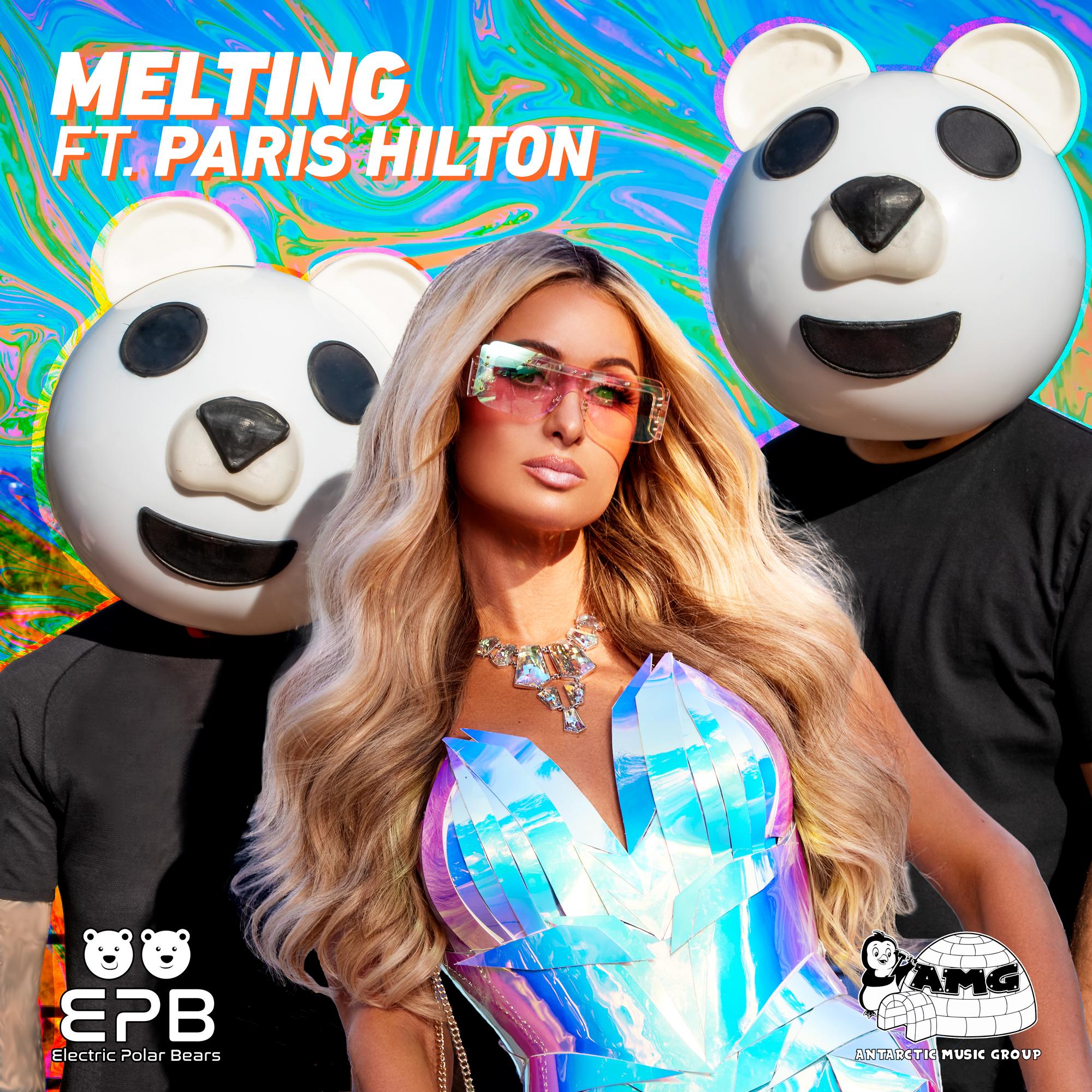 Melting (feat. Paris Hilton) Image