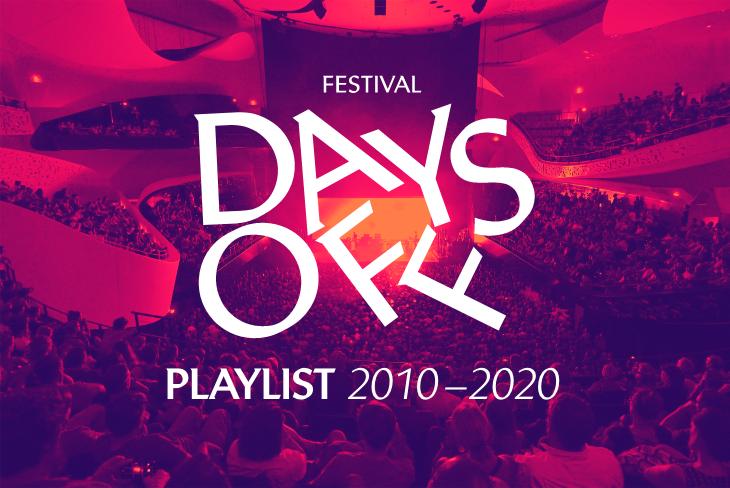 10 ans de Days Off (2010-2020) - Playlist  Image