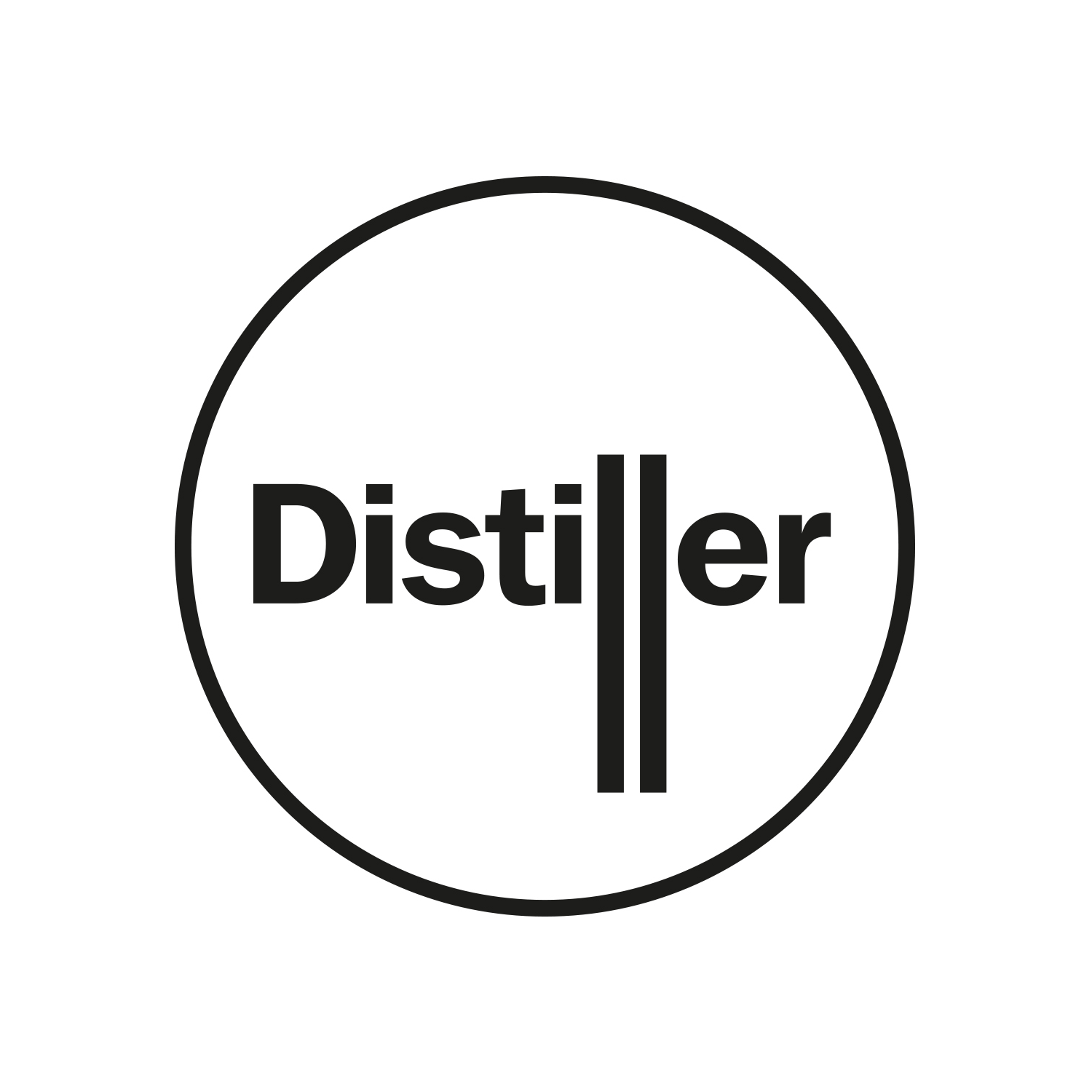 Radioactive Live with Distiller TV Logo