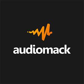 Stream On Audiomack Logo