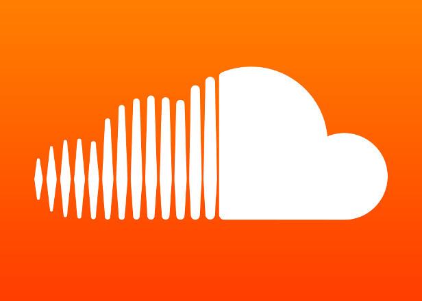 Stream On SoundCloud Logo