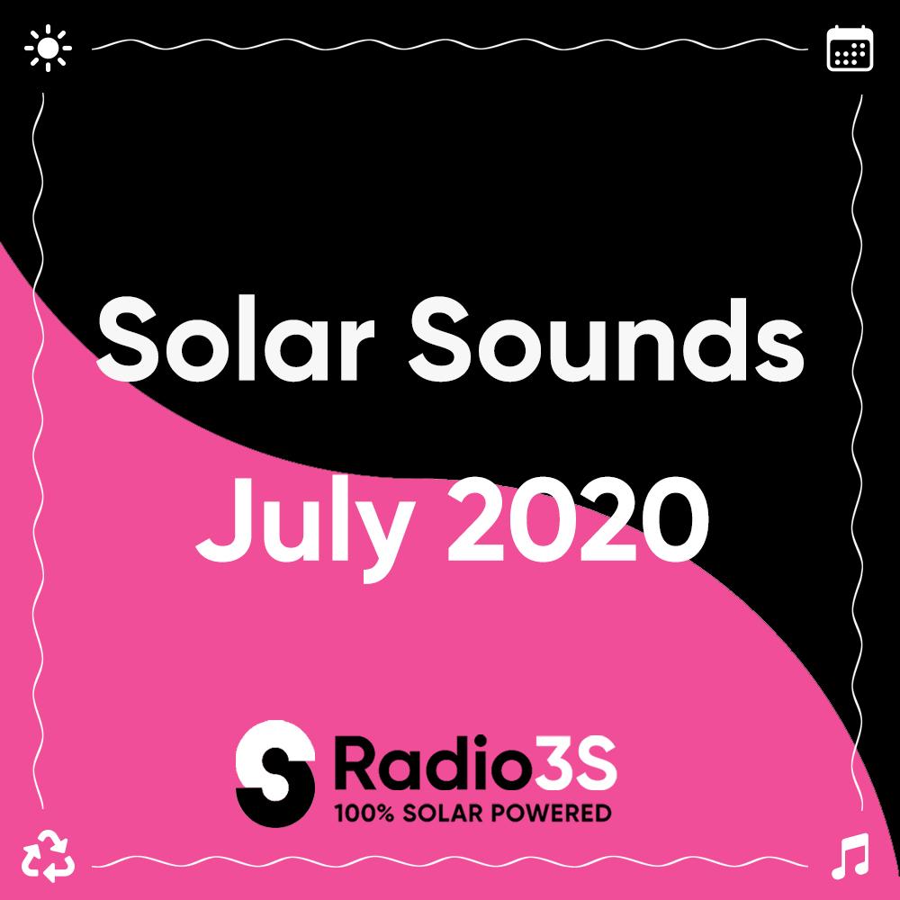 Solar Sounds - July 2020 Image