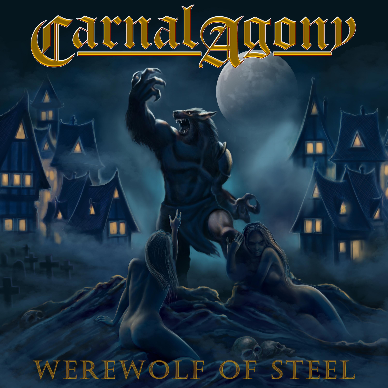 Werewolf of Steel Image