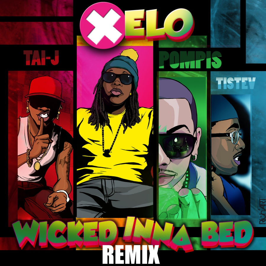 Wicked Inna Bed Remix Image