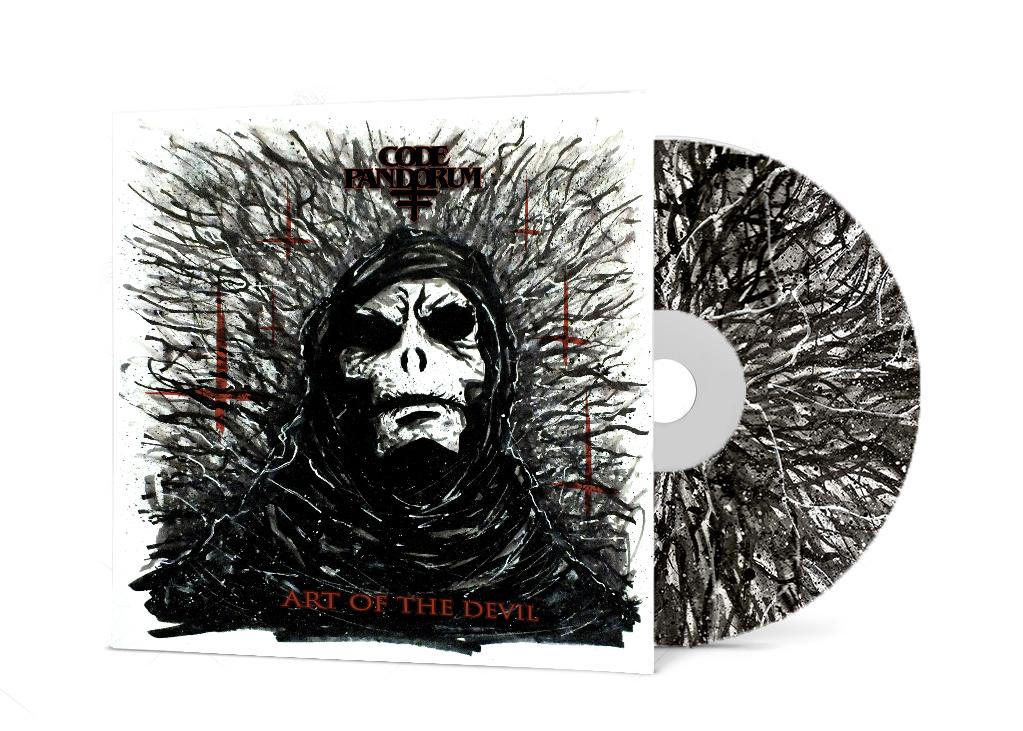 """Art of the Devil LP"" Limited CD Release [PRE ORDER] Logo"