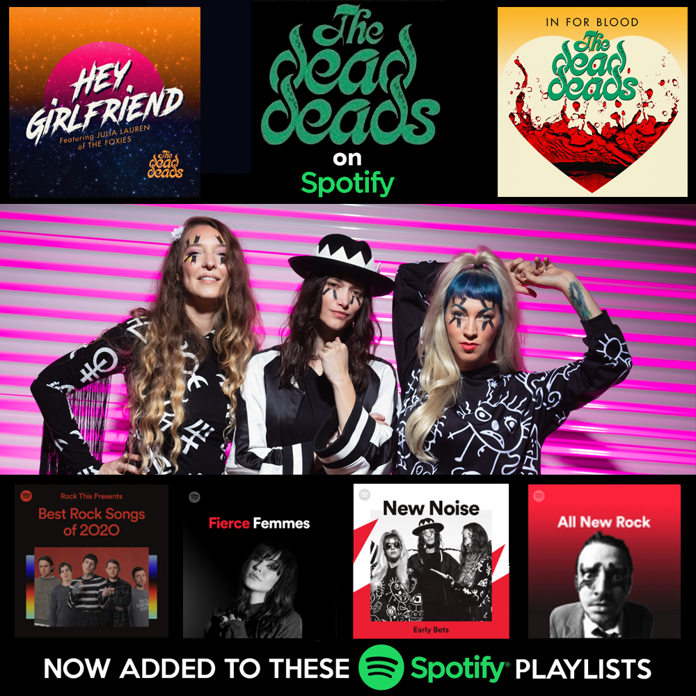 The Dead Deads on Spotify Image