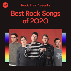 Rock This Presents Best Rock Songs of 2020 Logo