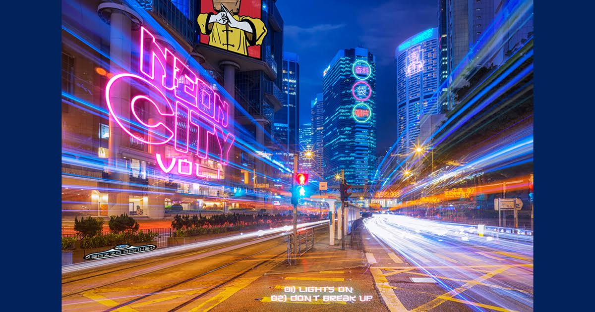 Neon City Vol.1 - Single by Bazza Ranks | Spotify Image