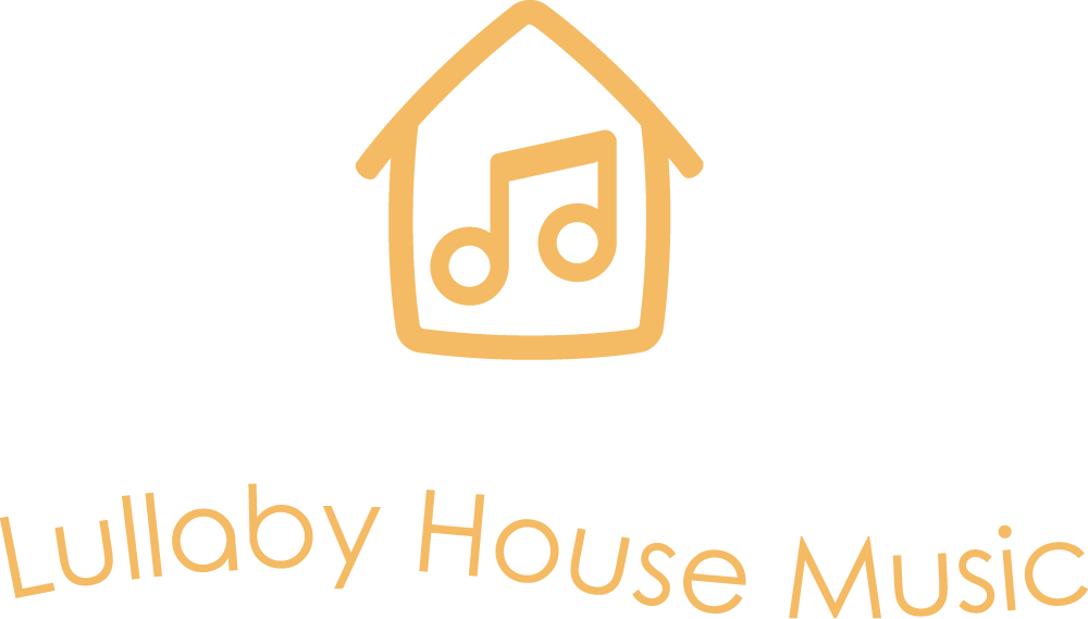 Lullaby House Music Logo