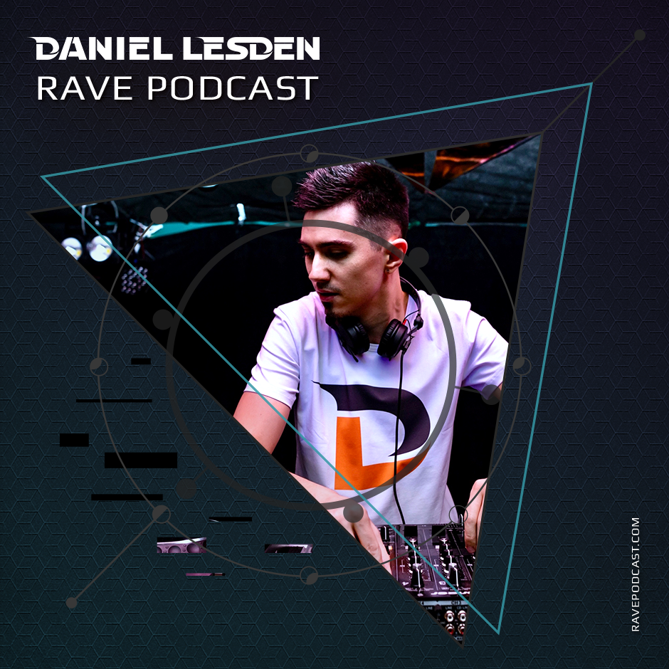 Rave Podcast with Daniel Lesden Image