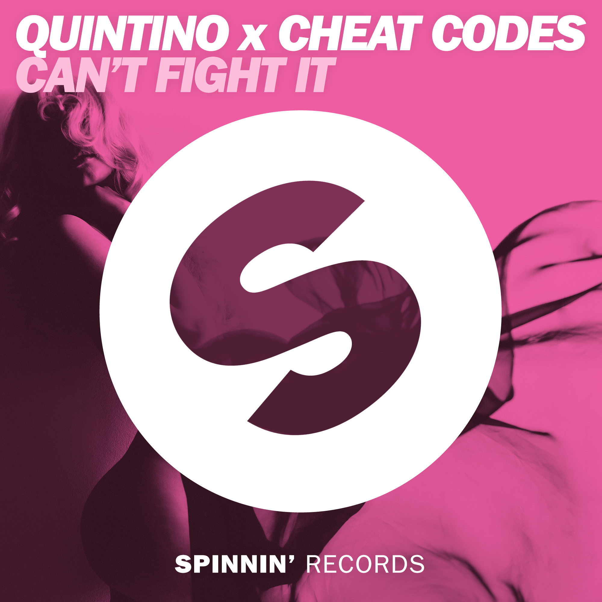 Quintino x Cheat Codes - Cant Fight Iit (Studio Acapella) by