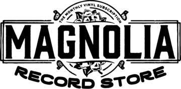 Magnolia Record Store Logo