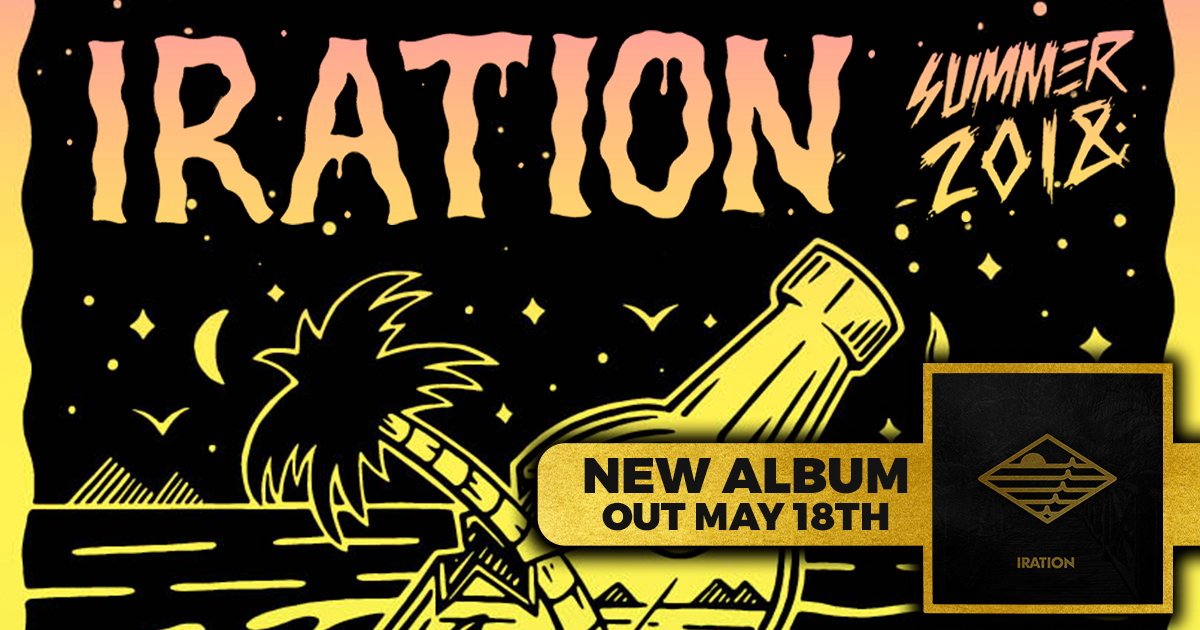 Iration and Dirty Heads Summer Tour - Minneapolis — Iration