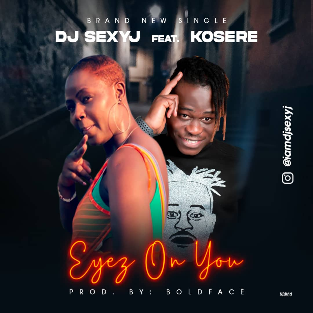 Eyes on You (feat. Kosere) Image