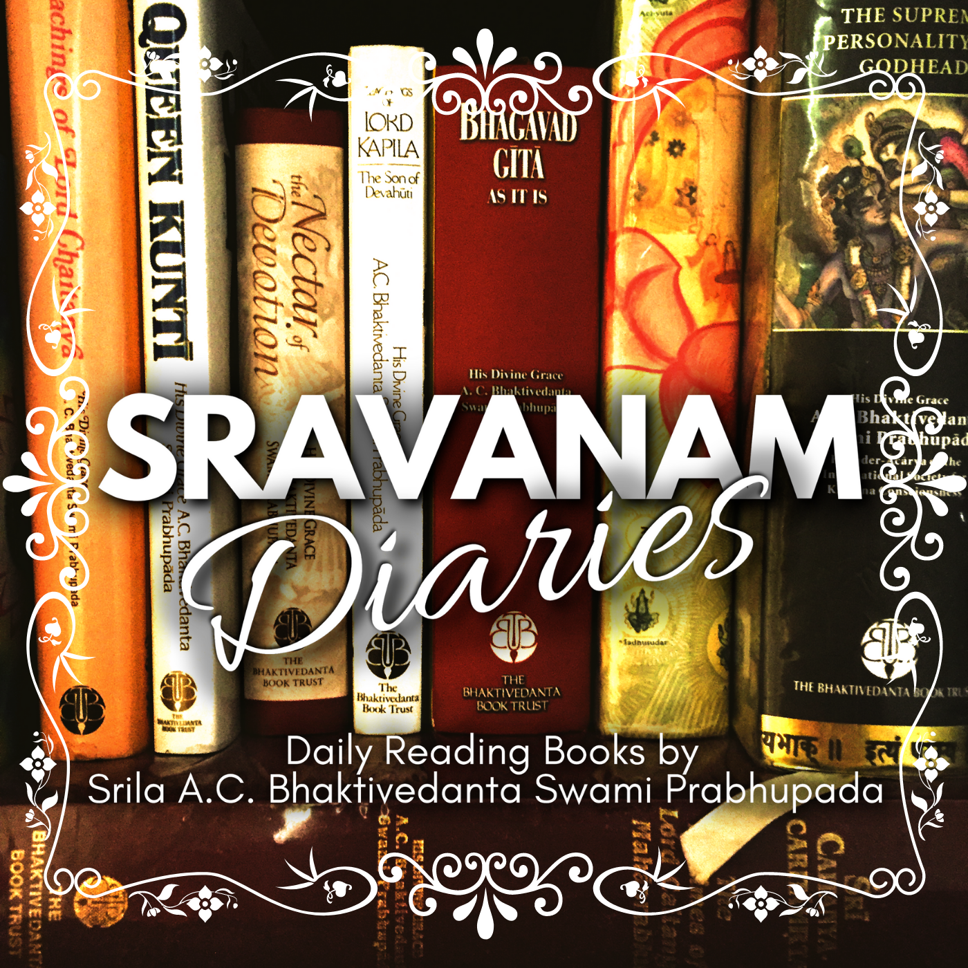 Sravanam Diaries • Podcast  Image