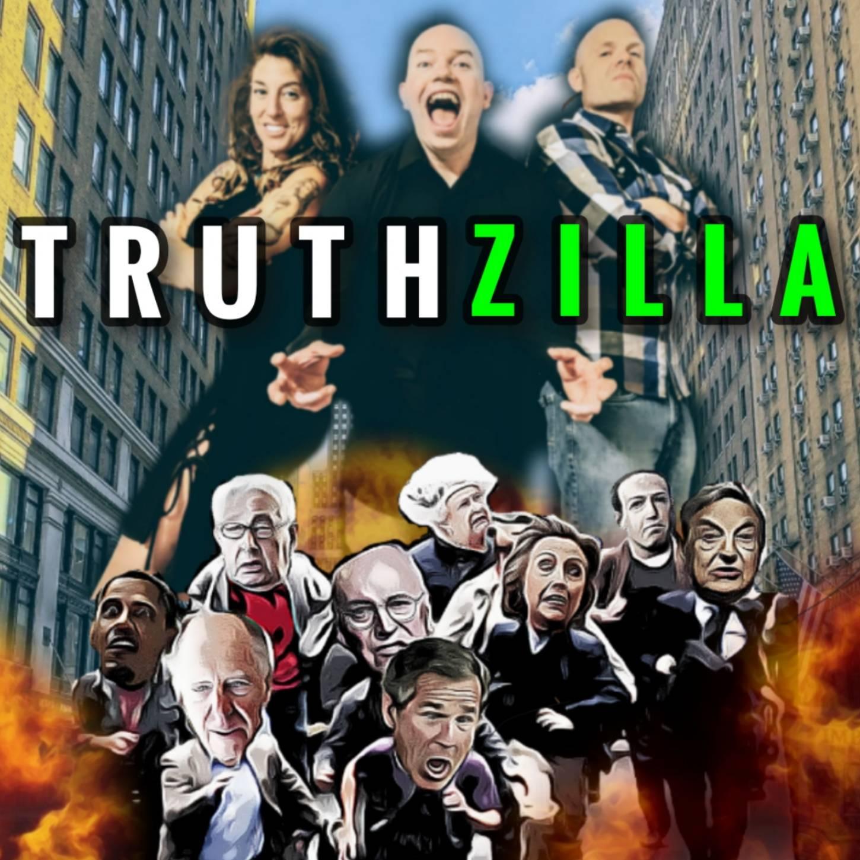 The Truthzilla Podcast Image