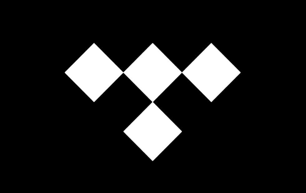 Tidal Video Logo