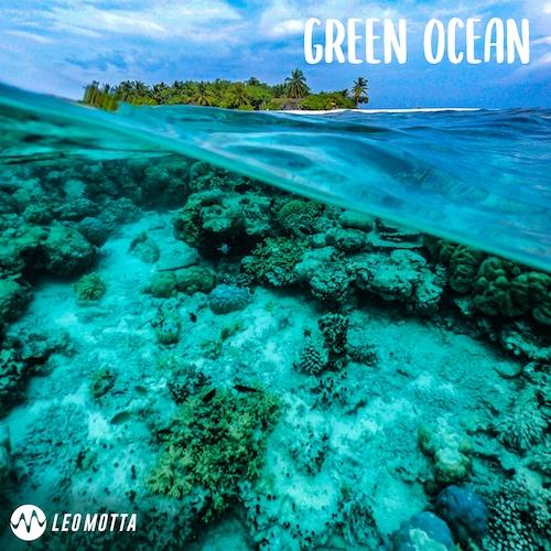Green Ocean Image
