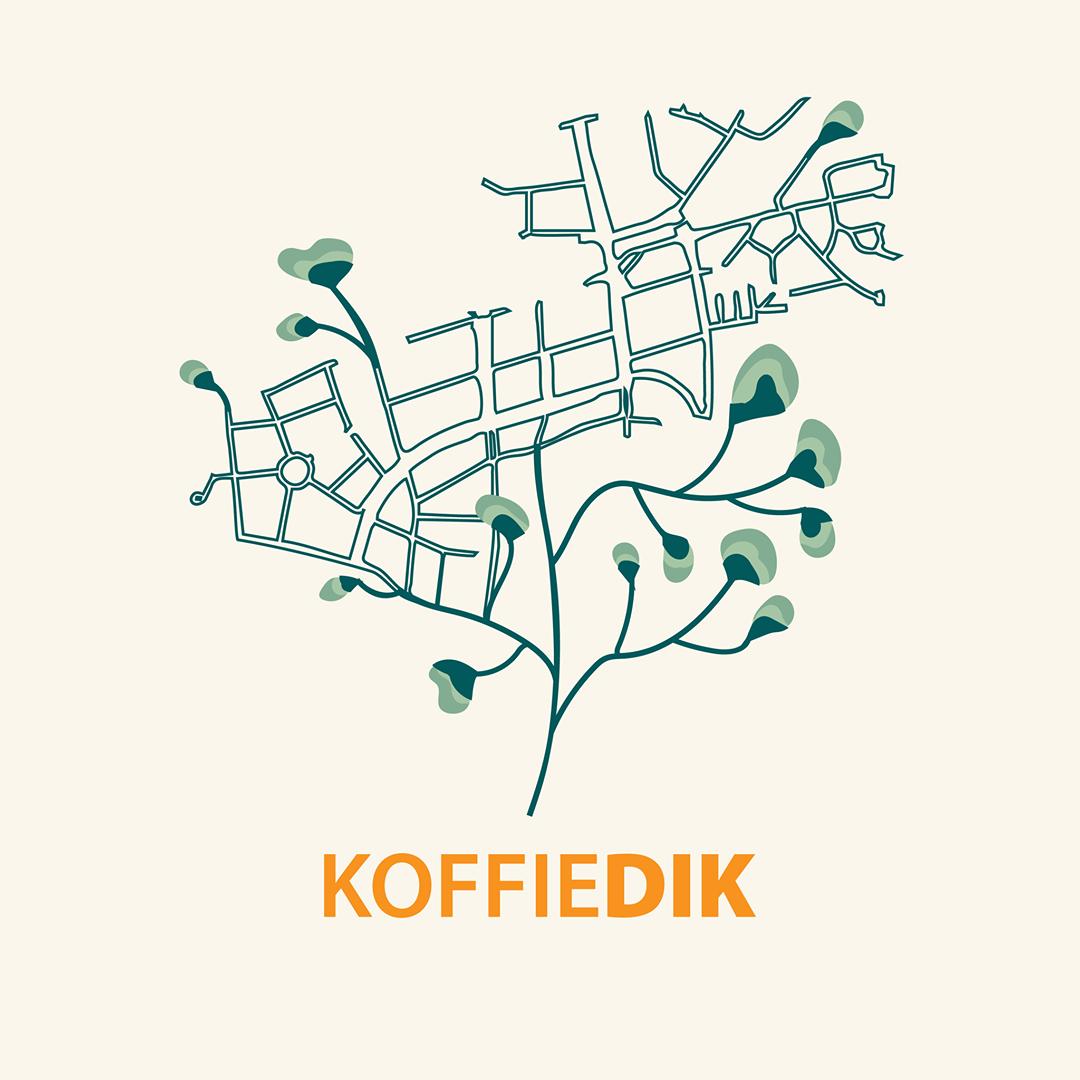 Website Koffiedik Logo