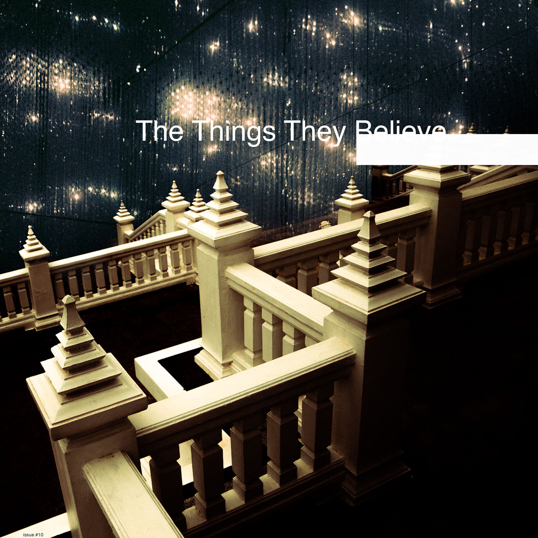 The Things They Believe Image