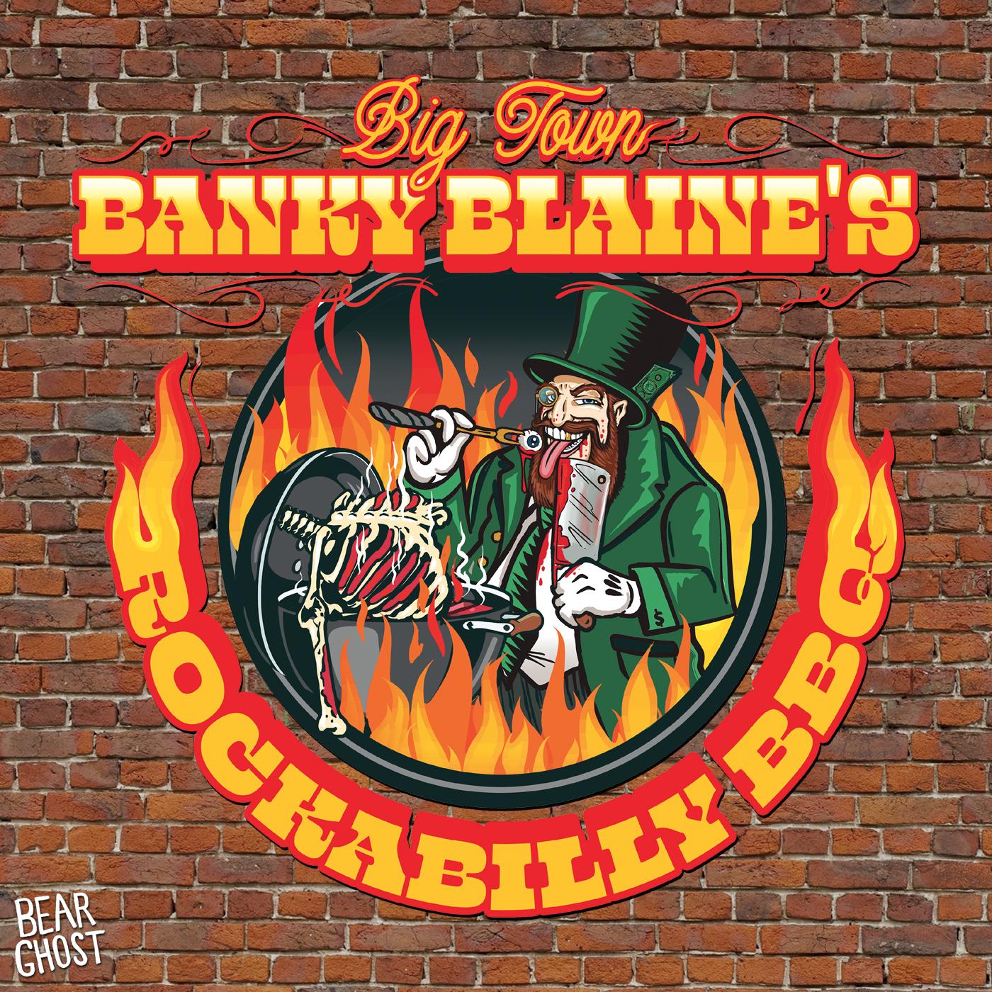 Big Town Banky Blaine's Rockabilly BBQ Image