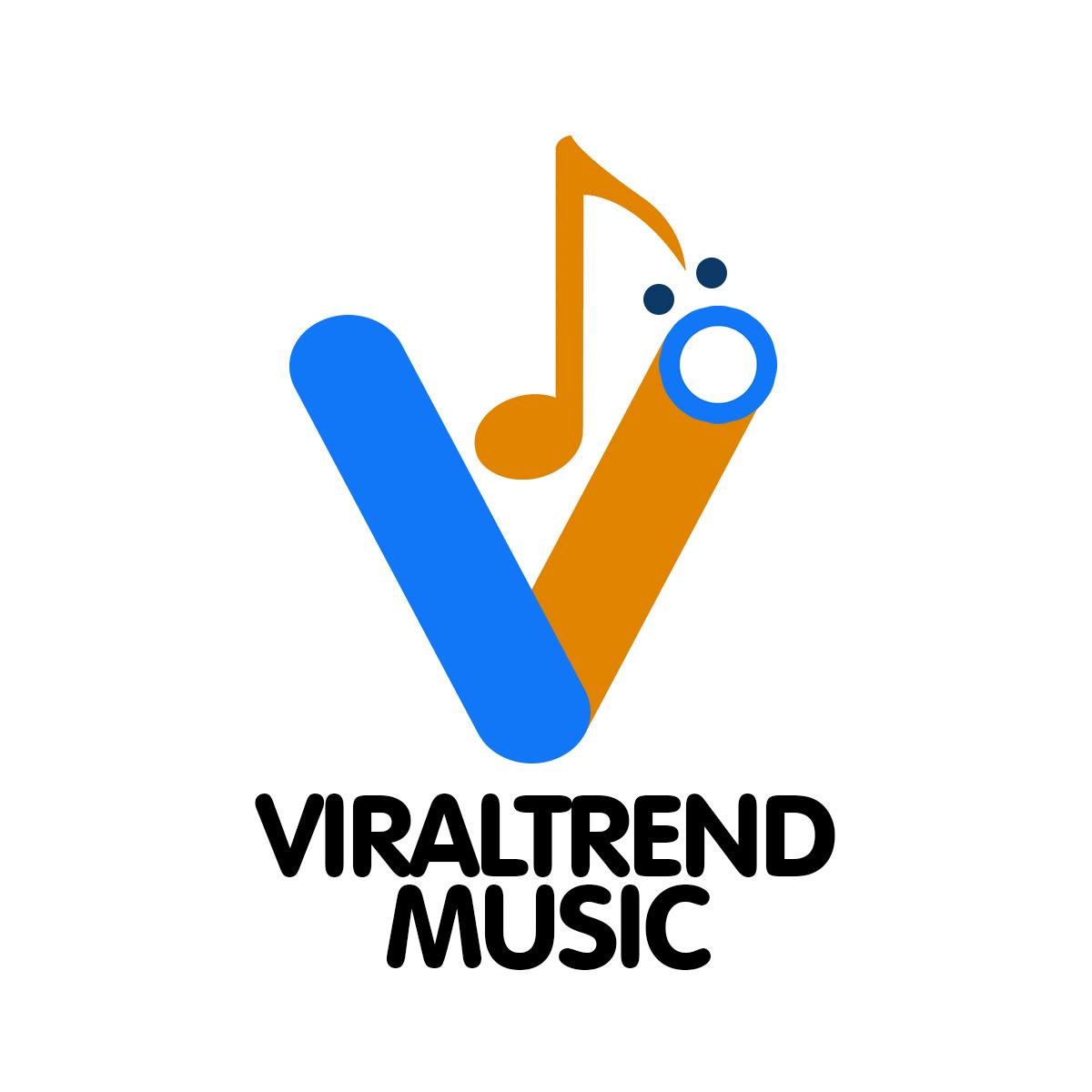 Viraltrend Music Logo
