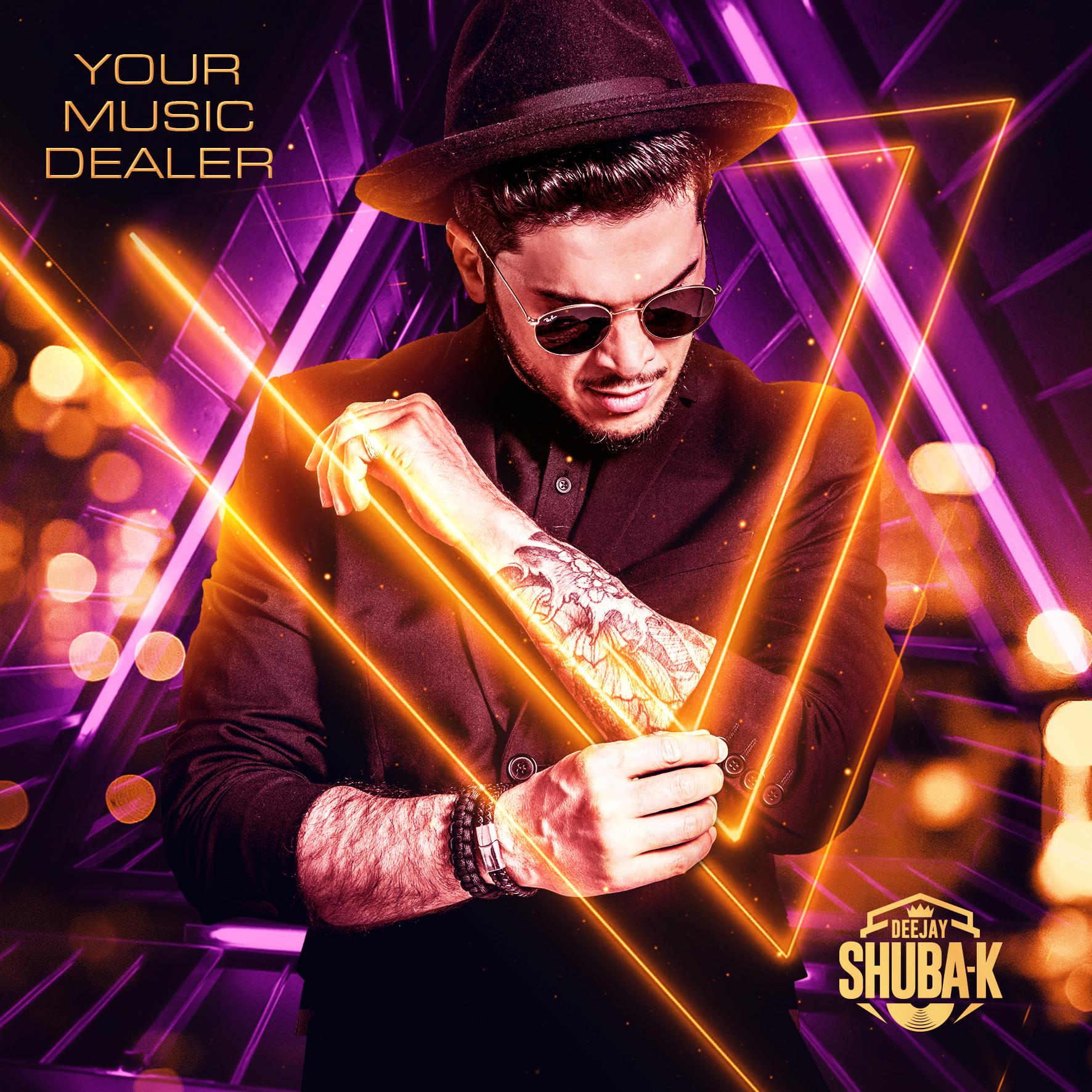 Dj Shuba-K // YOUR MUSIC DEALER  Image