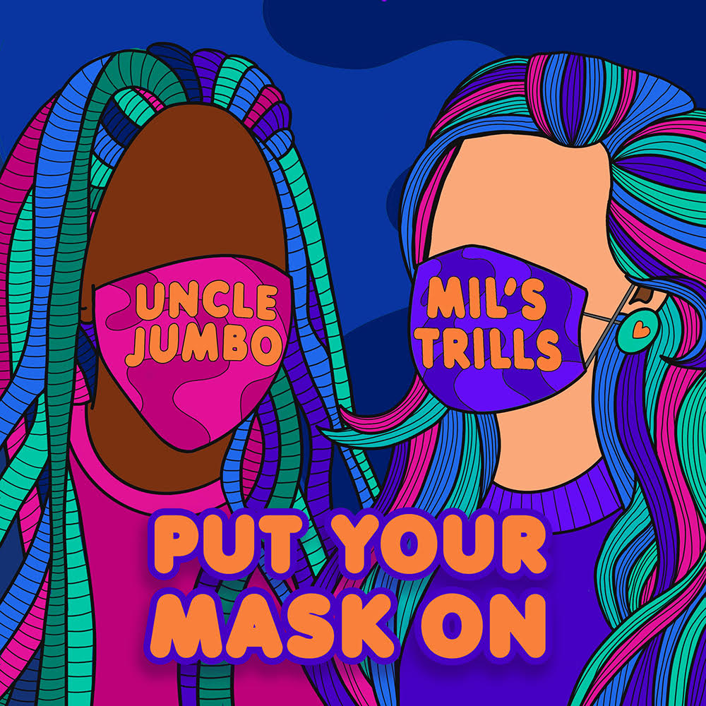 Put Your Mask On Image