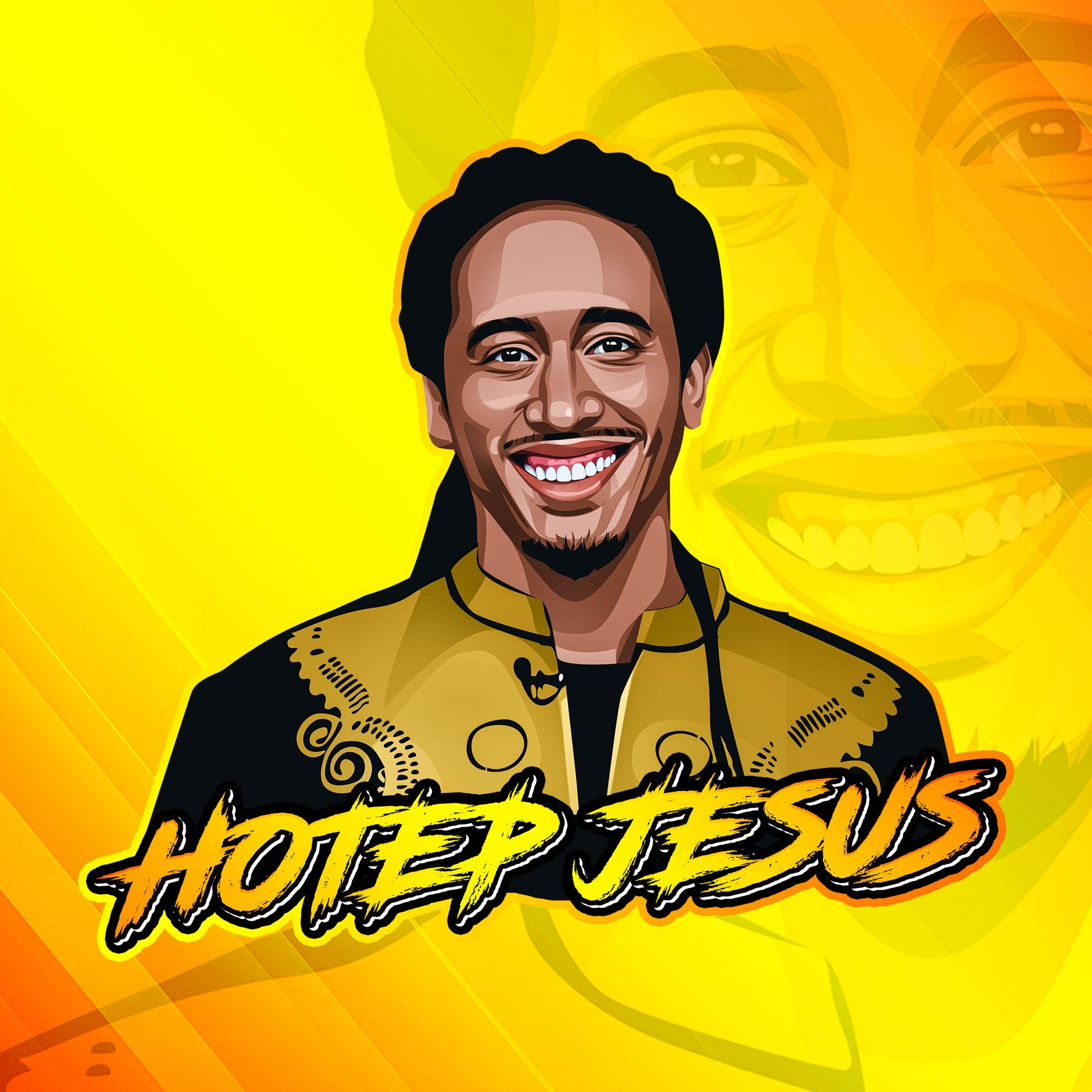 Sharpe Conversations with Hotep Jesus Image