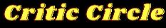 Critic CIrcle Logo