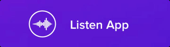Listen APP Logo