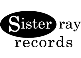 Sister Ray Record Store Logo