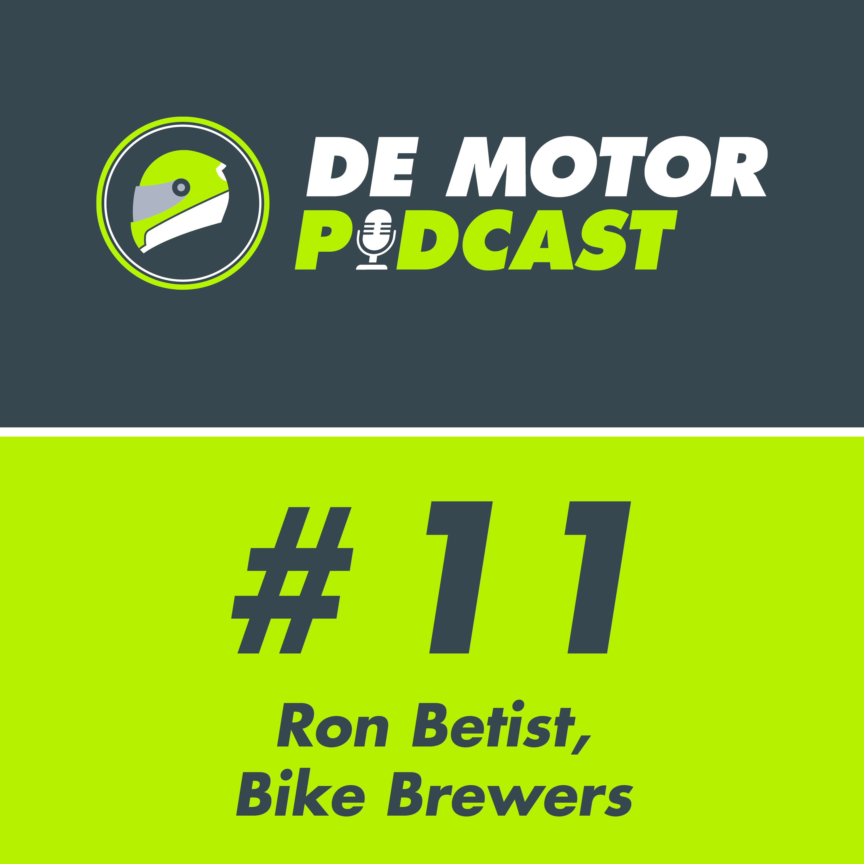 Aflevering 11 - Bike Brewer Ron Betist Image