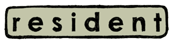 Resident Music Logo