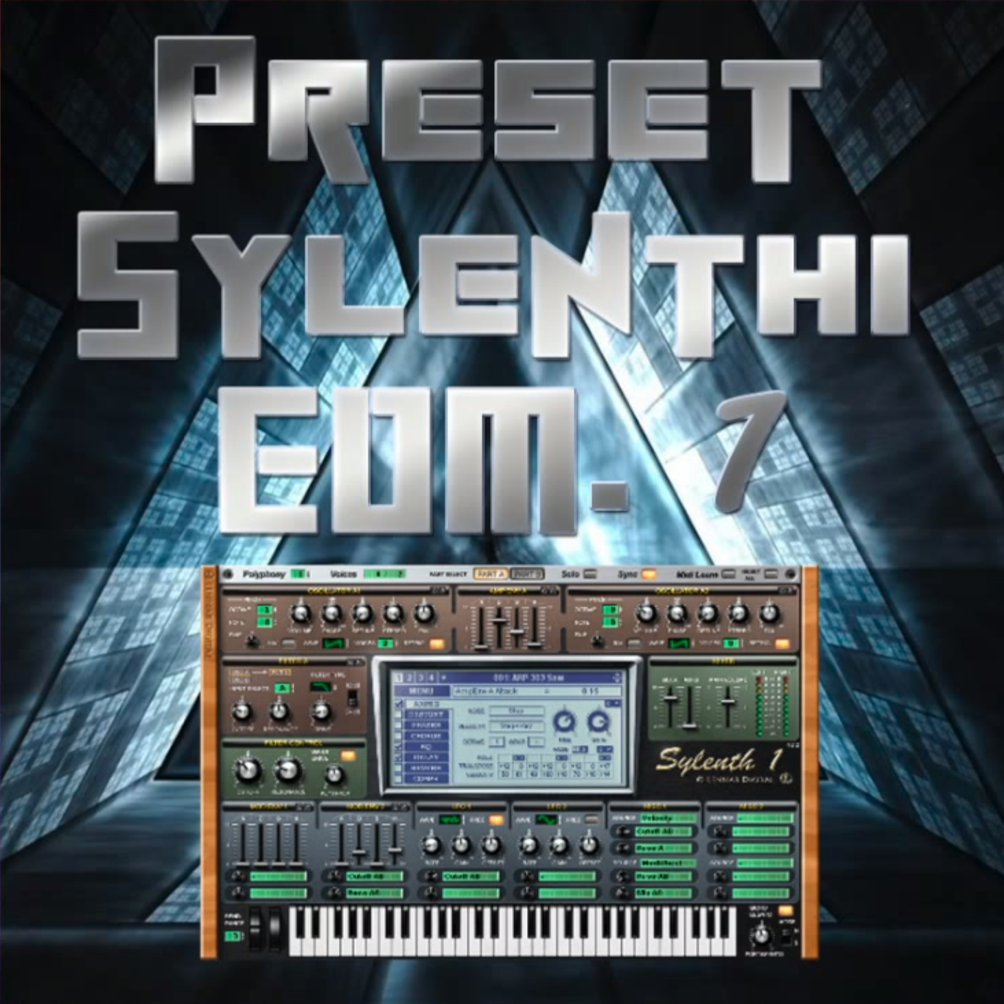 31 Preset for Sylenth1 EDM and BigRoom by SKUD Records - Free