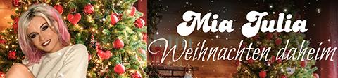 """Single1 """"Weihnachten daheim"""" Logo"""